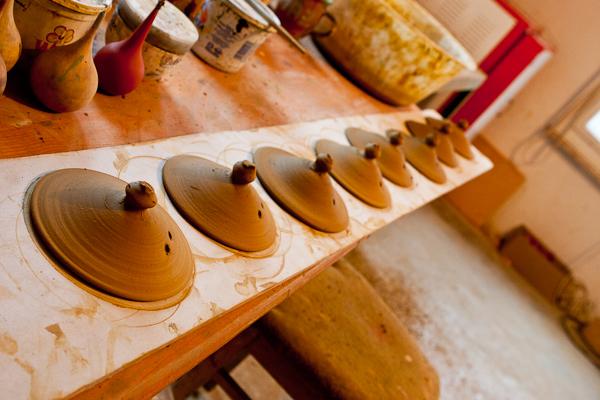 Vámfalu pottery