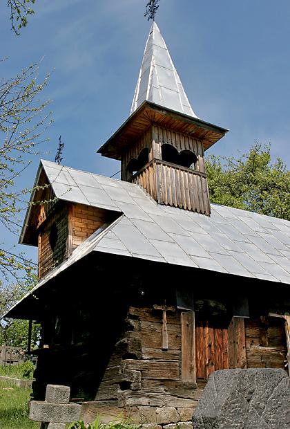 Rumunsko - kostel