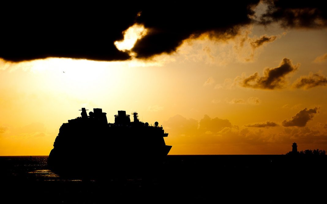Bahamy trajekt