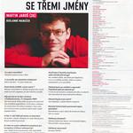 Výslech Reflex Martin Jaroš