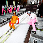 Lukáš Pavlásek T-Mobile reklama lyže
