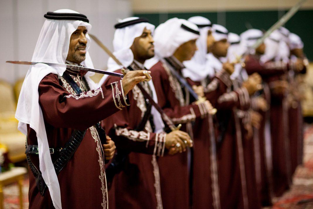 Arabská svatba