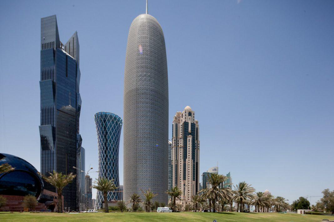 Katar, West Bay