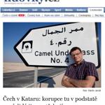 Lidovky Češi v cizině Martin Jaroš