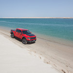 Ford Raptor Qatar Inland Sea