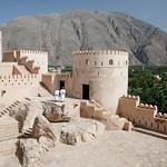 Omán pevnost Nakhl