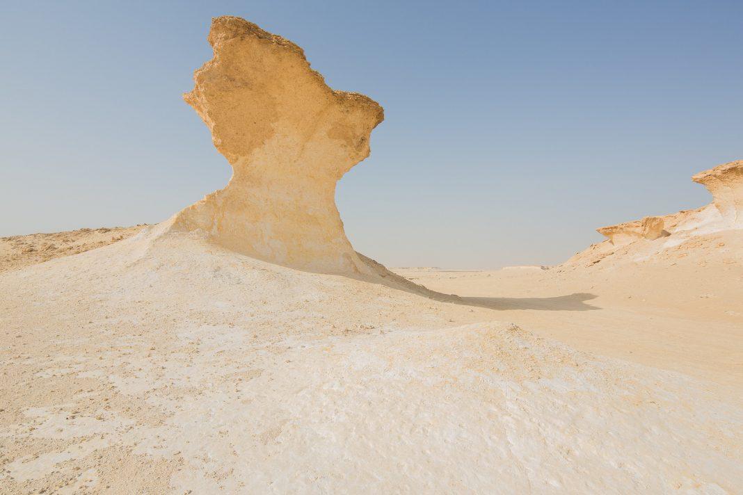 Katar, poušť, Zekreet