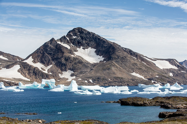 Grónsko a Island 2016