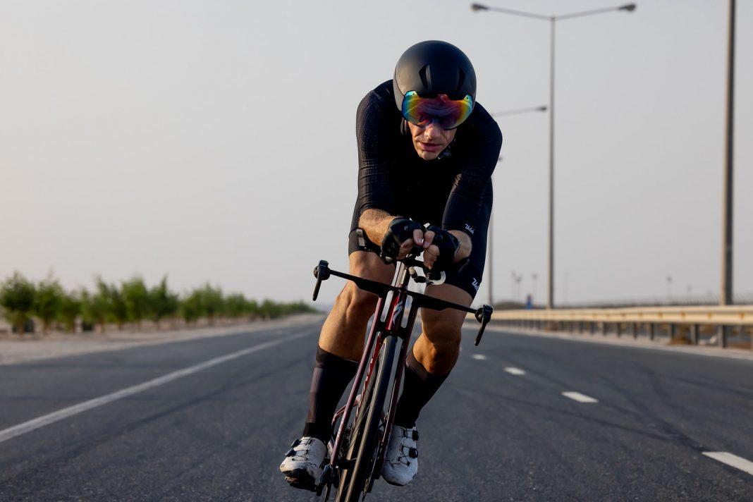 Martin Jaros Shiv time trial