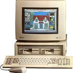 Druhý až šestý počítač: Éra PC