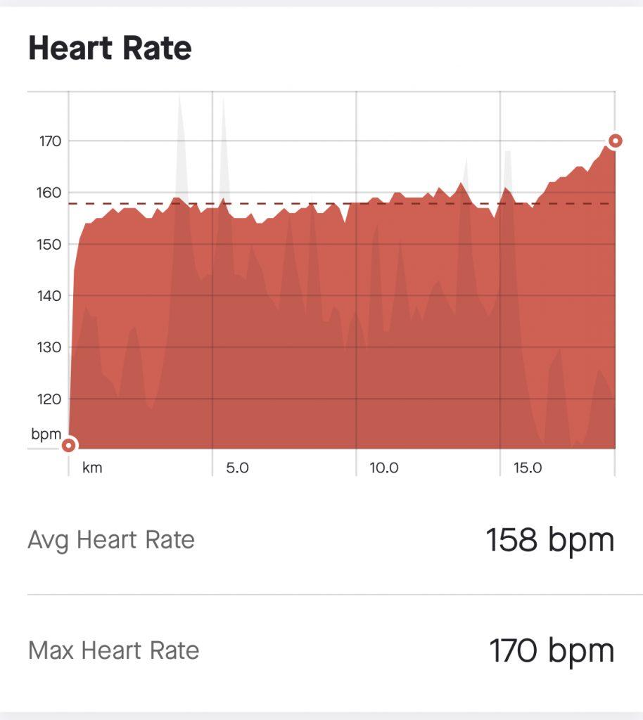 Martin Jaros Heart Rate