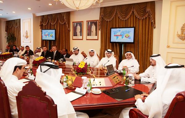 Práce Katar ministerstvo