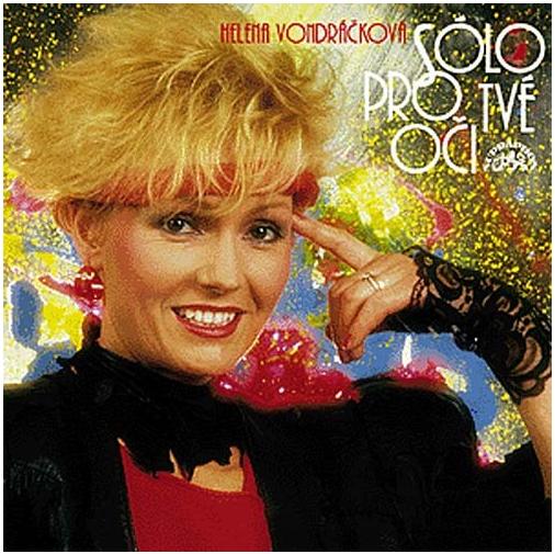 Helena Vondráčková 1986