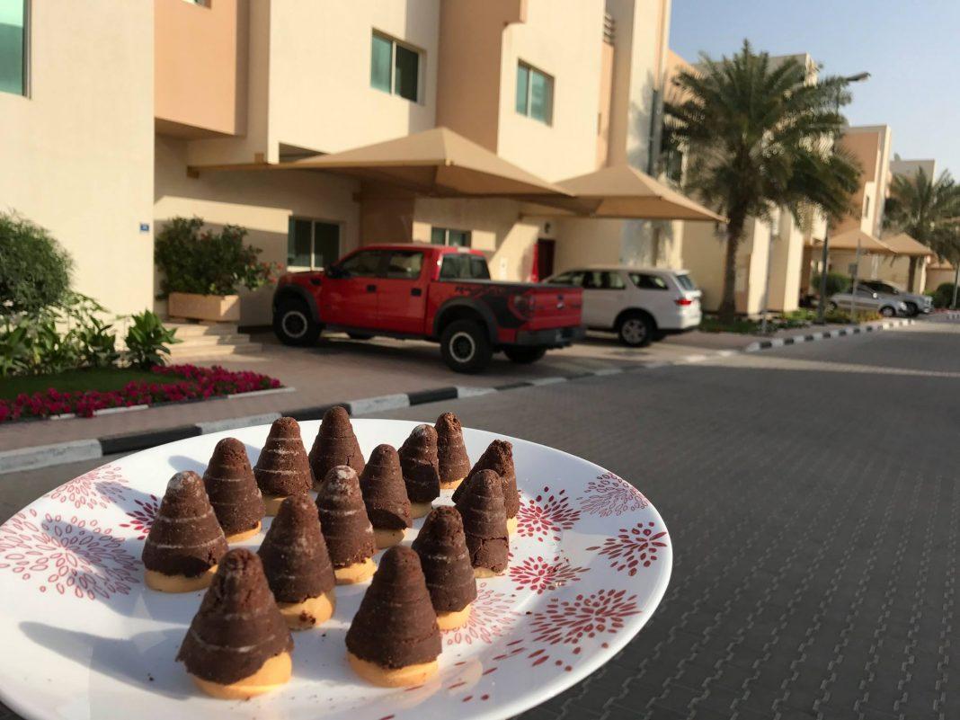 Vosí hnízda Katar