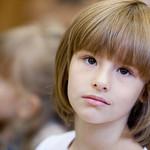 Tímea Jarošová ve škole