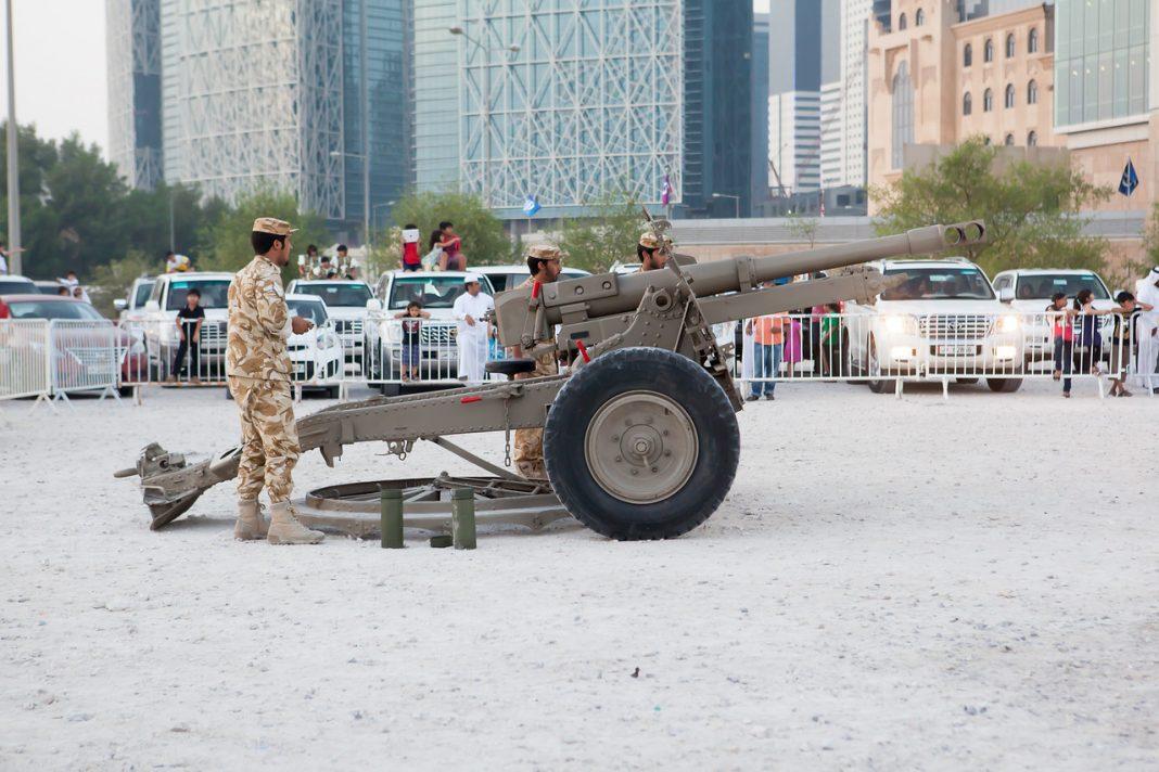 Katar, dělo, Ramadán