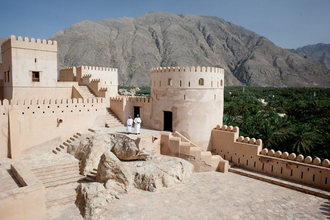 Oman Fort Nakhal