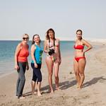 Czech and Slovak ladies in Qatar