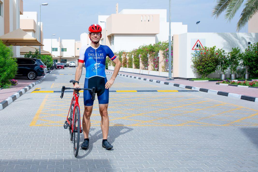 Martin Jaros bicycle