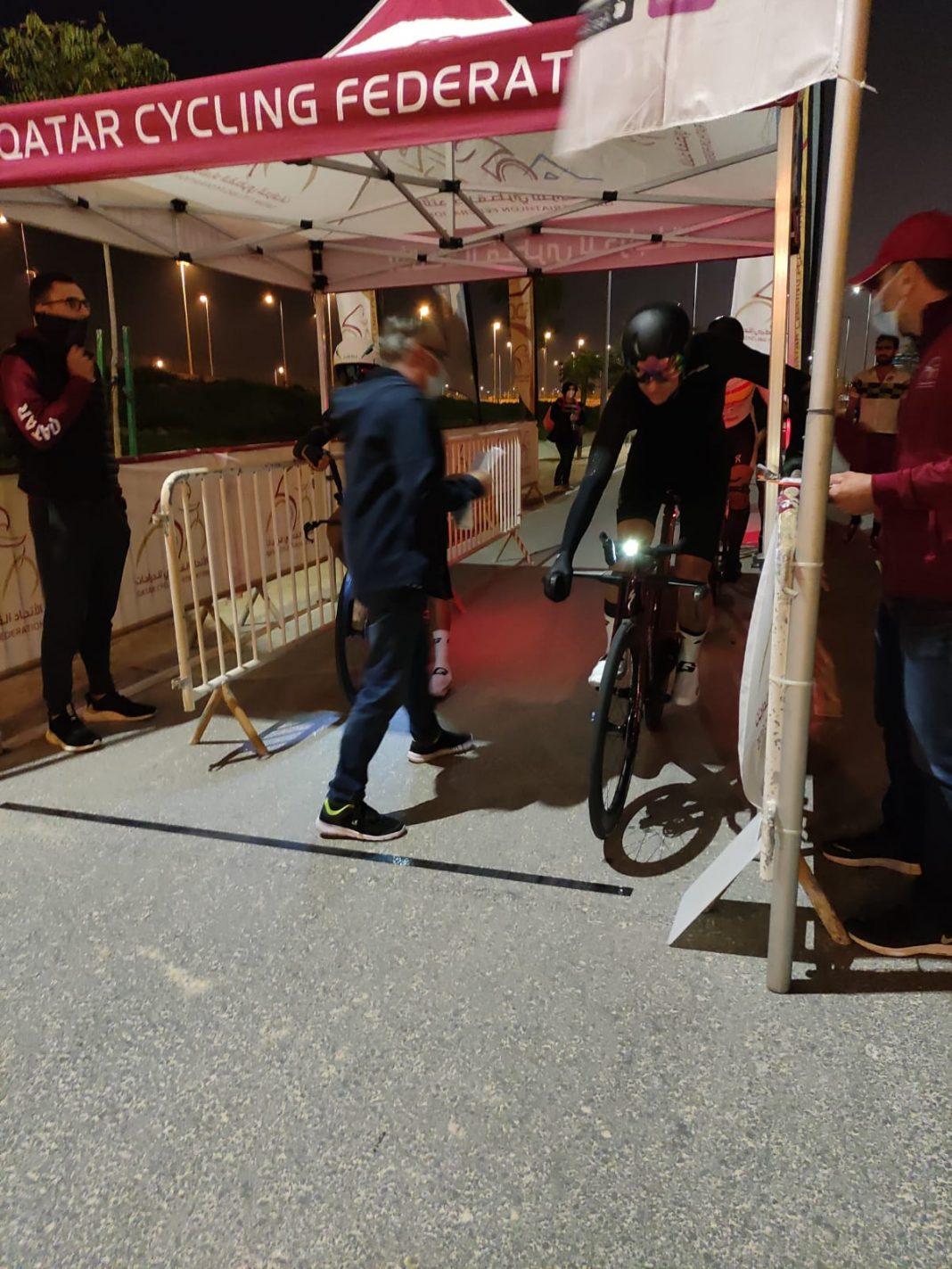Qatar Time Trial Champs Martin Jaros