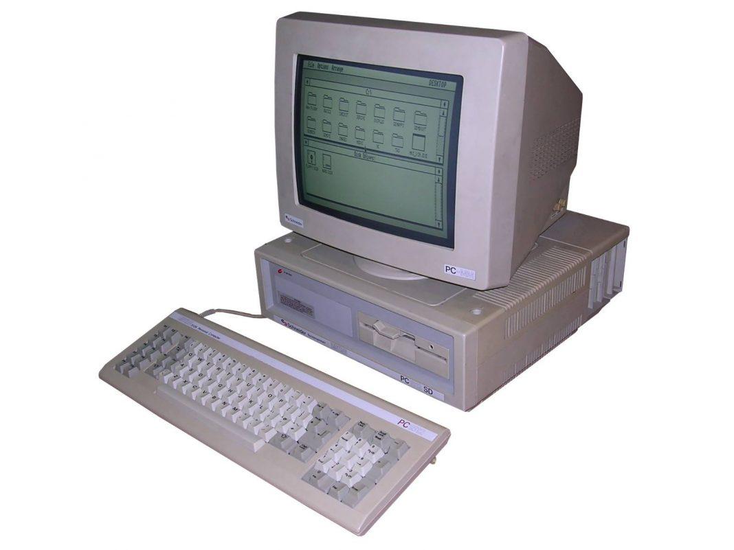 Amstrad PC 1512SD
