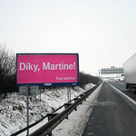 Martin Jaros billboard T-Mobile