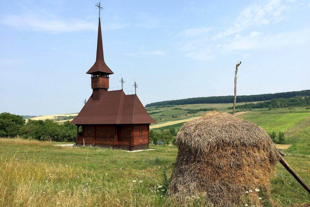 Dřevěný kostel, Rumunsko