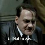 Hitler zjistil, že Martin Jaroš odešel