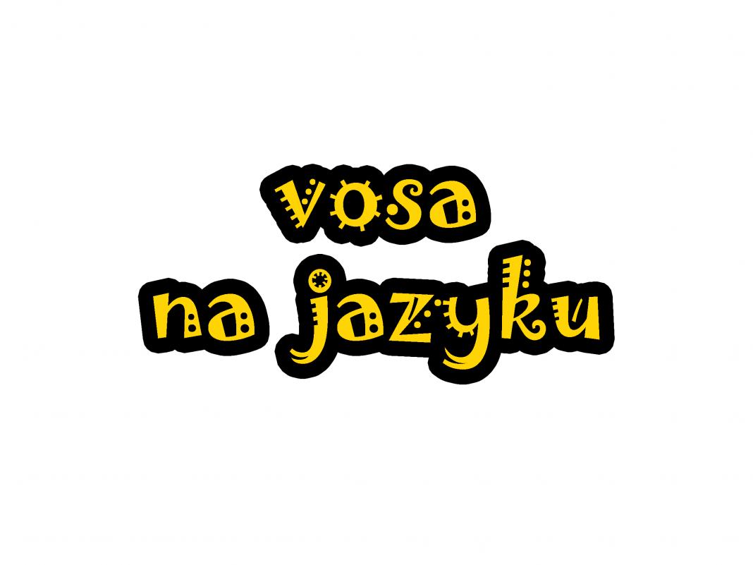 Vosa na jazyku logo